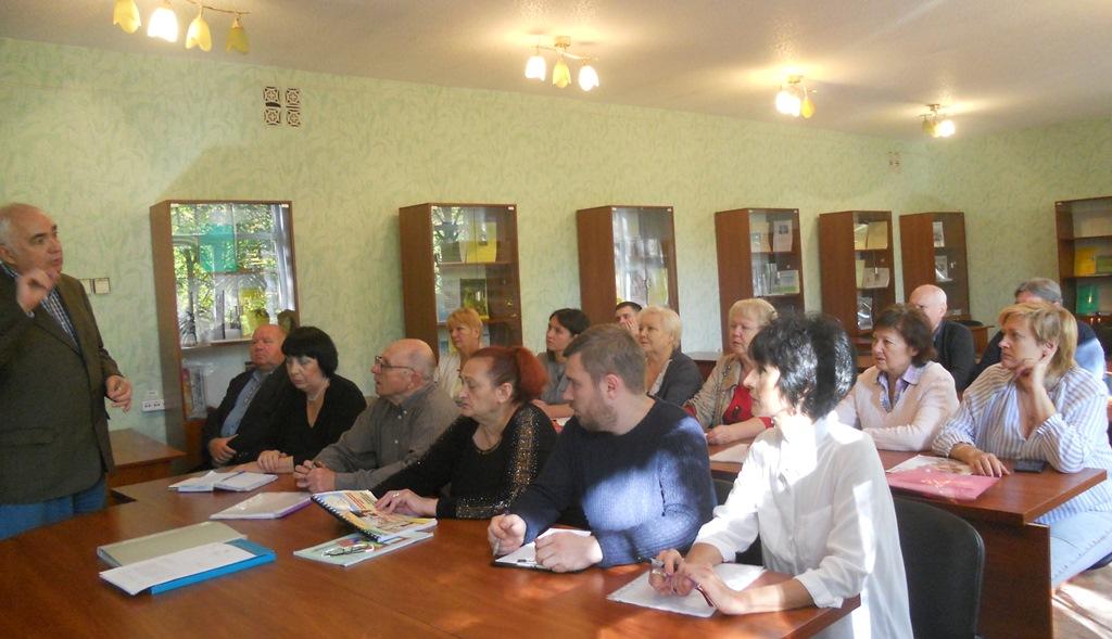 Методична комісія з професійної підготовки