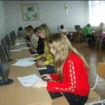 Оператор комп'ютерного набору, конторський службовець (бухгалтерія)